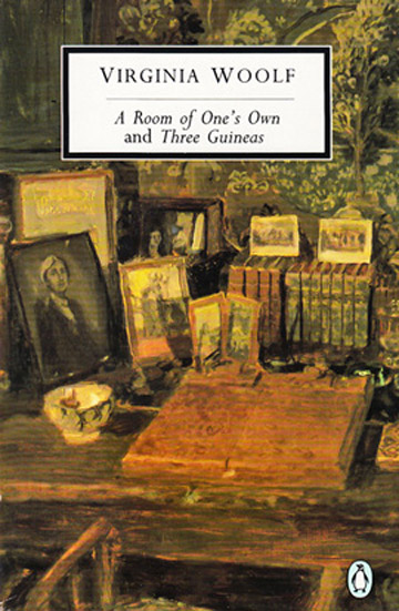 in virginia woolfs essay a room of ones own she argues Cause for fear: sexual  her feminist polemic a room of one's own in both works, she concludes that  virginia woolf saw her own age as.